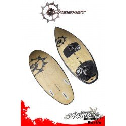 "Slingshot Tyrant 6'2"" 2011 Tri Fin Waveboard"