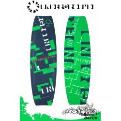 Underground Tahee 2011 Kiteboard 141x42cm Inkl. Bindung
