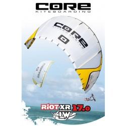 Core Riot XR 17 LW Test Kite