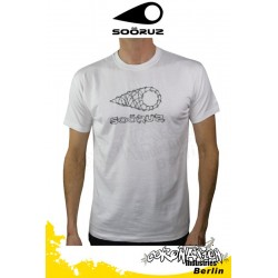 Soöruz T-Shirt Wires White SS