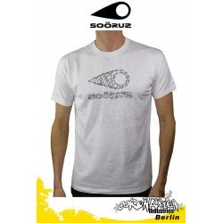 Soöruz T-Shirt Wires White SS