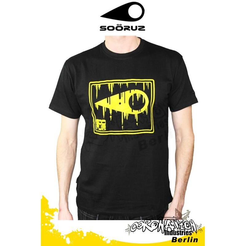 Soöruz Coulis T-Shirt SS Black