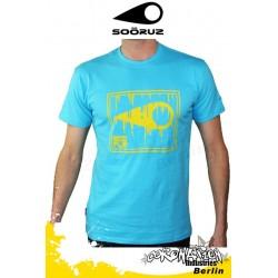 Soöruz Coulis T-Shirt SS Turquoise