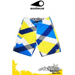 Soöruz Tig Boardshort Yellow
