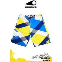Soöruz Tig Boardshort Yellow