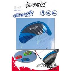 HQ Powerkites Rush IV Pro 350 R2F Lenkmatte