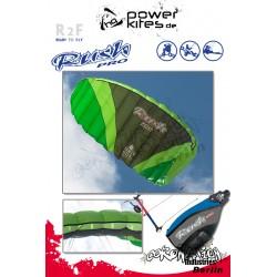 HQ Powerkites Rush 4 Pro 300 R2F Lenkmatte