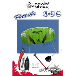 HQ Powerkites Rush IV 300 R2F Lenkmatte