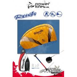 HQ Powerkites Rush IV 250 R2F Lenkmatte