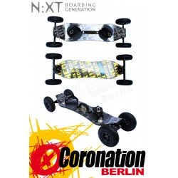 Next Redux Mountainboard Landboard ATB All Terrain Board