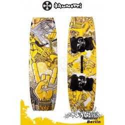 Brunotti 2011 Kiteboard Thumbs Up 132x42
