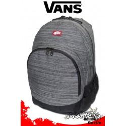Vans Van Doren Grey Slub Freizeit & Street Rucksack
