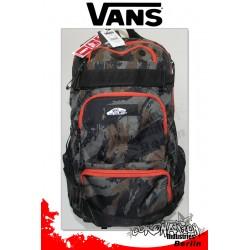 Vans Treflip Olive Camuflage Sport & Skateboard-Rucksack