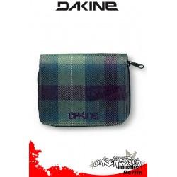 Dakine Soho Girls Geldbörse Geldbeutel Tartan Wallet Portemonnaie