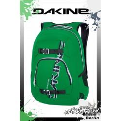 Dakine Explorer vert Snow-Skate-Schul-Laptop-Rucksack