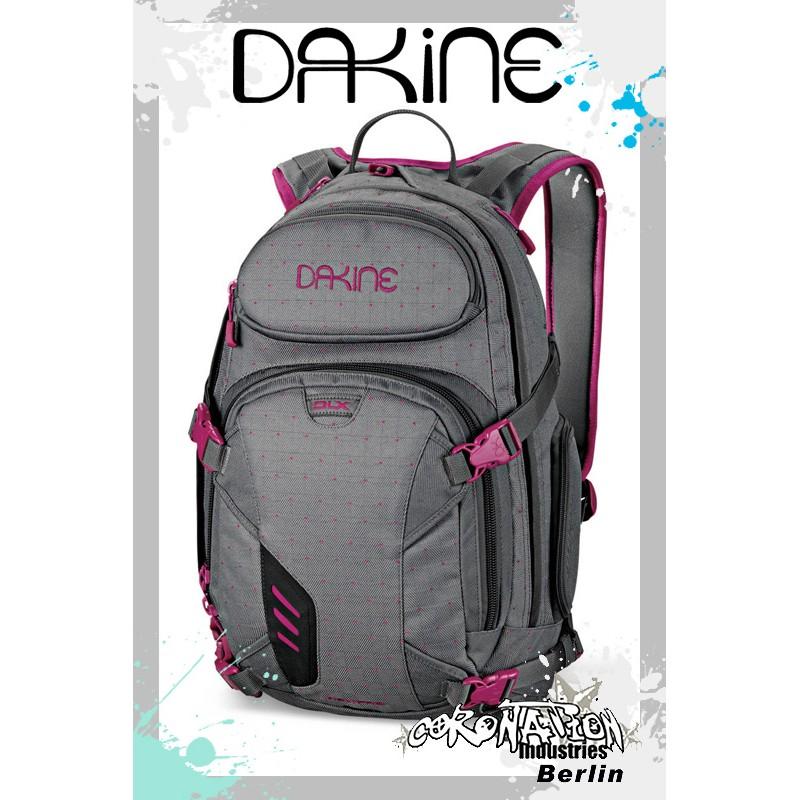 fb6aa6c123f32 Dakine Heli Pro DLX Girls AVENUE TWILL Snowboard Ski Rucksack ...