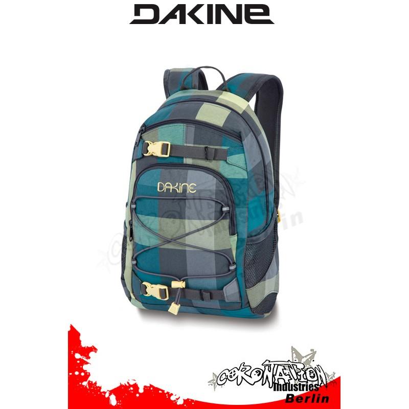 03289f448815d Dakine Grom Pack Girls Devin Checks Rucksack Skate Kinderrucksack ...