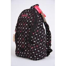 Dakine Go Go Girls Backpack Schul Street Rucksack Daypack Black Paris