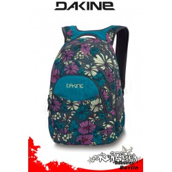 Dakine Academy Pack Bloom Teal Schul-Laptop-Rucksack