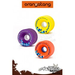 Orangatang wheels Stimulus 70mm wheels