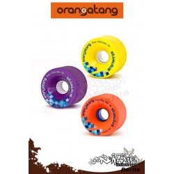Orangatang wheels Stimulus 70mm wheels