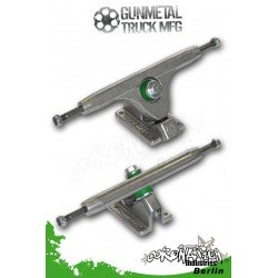 Gunmetal Magnum 184mm silver Trucks