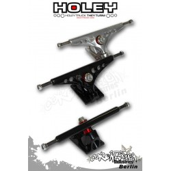 Holey Truck 180mm silver