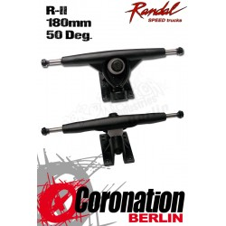 Randal R-2 180mm 50° truck - black