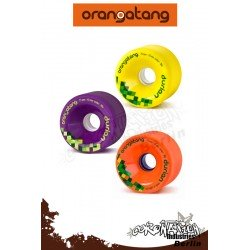 Orangatang roues Durian 75mm roulettes