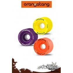 Orangatang roues 4 President 70mm Set roulettes