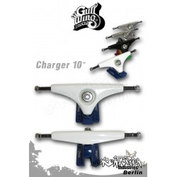 "Gullwing Charger Trucks 10"" 184mm 50° Set"
