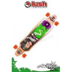 Lush Sequel Longboard komplett 106cm