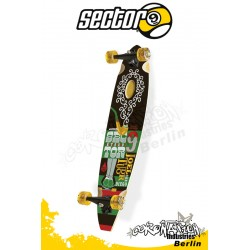 Sector 9 OG Tudor Loangboard 97cm