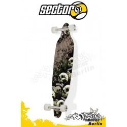 Sector 9 Platinum Carbonite Longboard 104cm