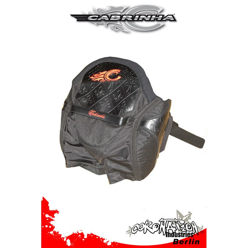 Cabrinha Kite-seat harness black
