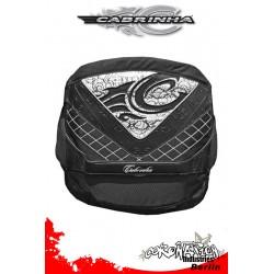 Cabrinha Deluxe Kite-harnais culotte avec EZ-Release black-white
