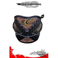 Cabrinha Deluxe Kite-harnais ceinture black-pink