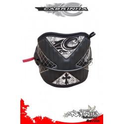 Cabrinha Deluxe Kite-harnais ceinture black-white