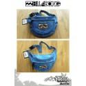 Billabong RAMA Bauchtasche Hüfttasche Hip Pack Gürteltasche Blue