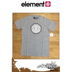 Element T-Shirt Elemental CVC S/S Fitted