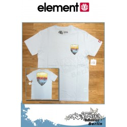 Element T-Shirt Teton II S/S Fitted - Winter Sky