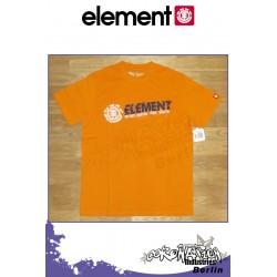 Element T-Shirt  Horizontal Slash S/S Regular - Tropic