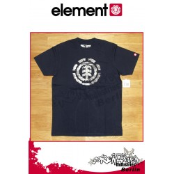Element T-Shirt Intellect S/S Regular - Total Eclipse