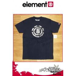 Element T-Shirt  Intellect S/S Regular - Total Eclipse