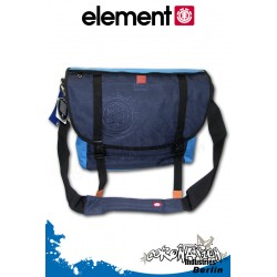 Element Classic Messenger Laptop Bag Schulter Umhängetasche Electric