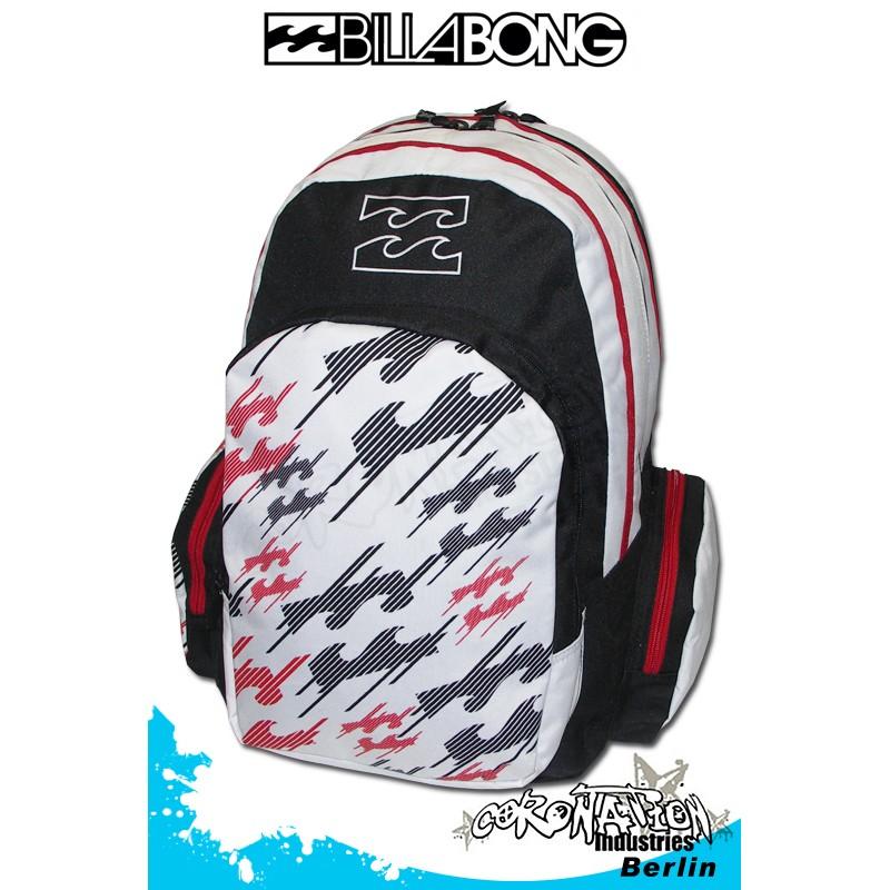Billabong Rucksack Backpack Transit - White