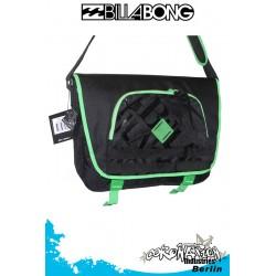 Billabong Laptop-Tasche Messenger Bag Distress - Poison vert