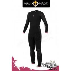 Maui Magic Hana D/L 5/3 neopren suit woman Black