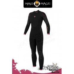 Maui Magic Hana D/L 5/3 Neoprenanzug Frauen Black