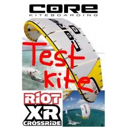 Core Riot XR Test Kite 15 qm